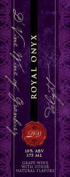 Royal Onyx - (Blackberry Port)