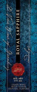 Royal Sapphire - (Chocolate Cherry Port)