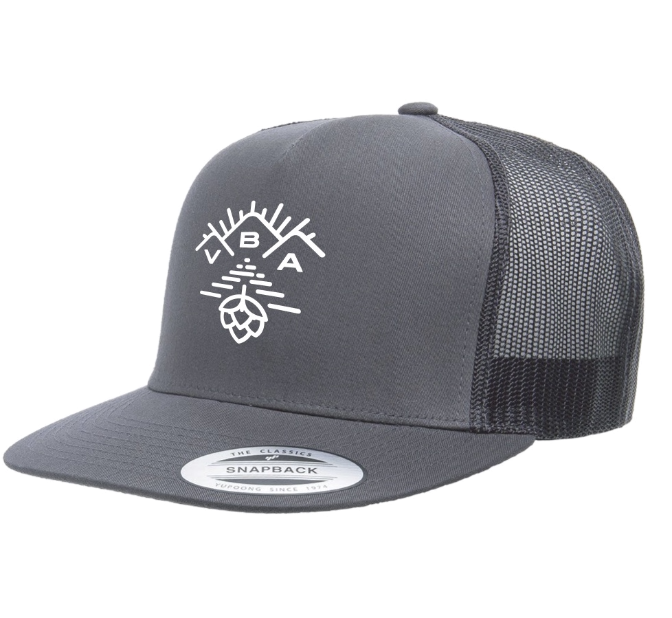VBA Charcoal Trucker Hat