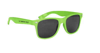 Vermont Brewers Festival Sunglasses