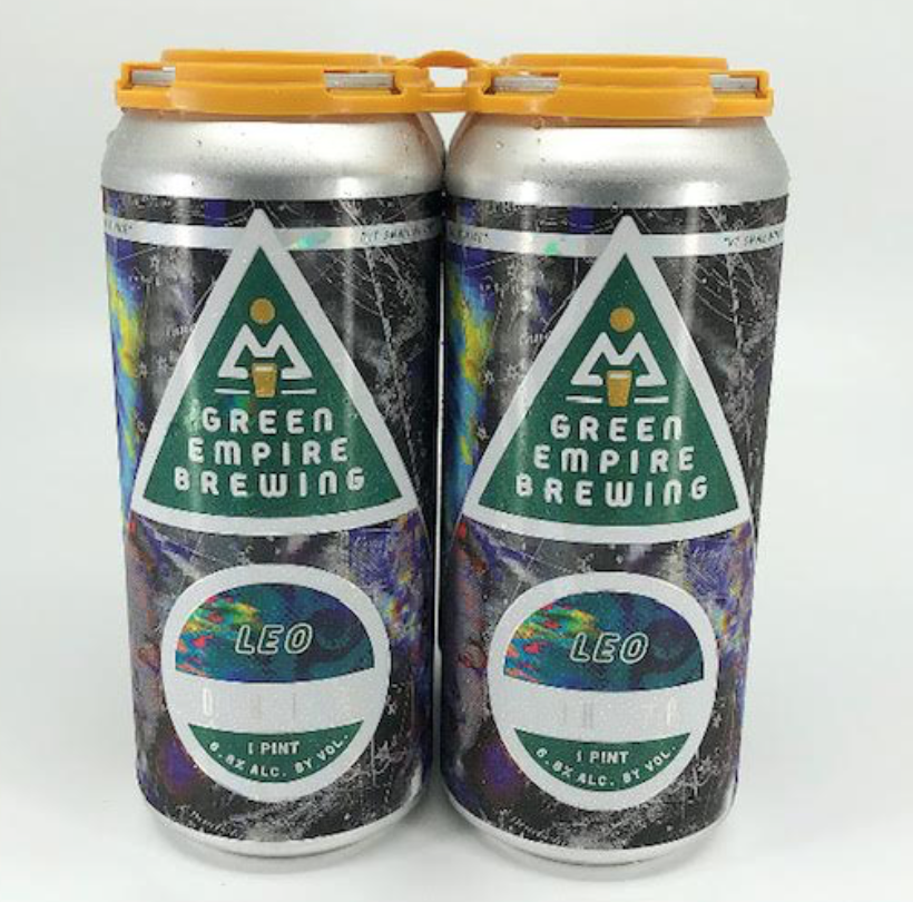 Green Empire Brewing DDH Leo 4-Pack