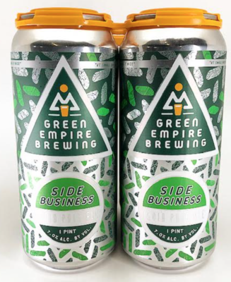 Green Empire Brewing DDH Side Business 4-Pack