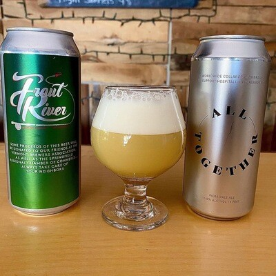Trout River Brewing Co. All Together 4-Pack