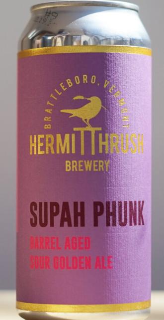 Hermit Thrush Brewery Supah Phunk #10 Single
