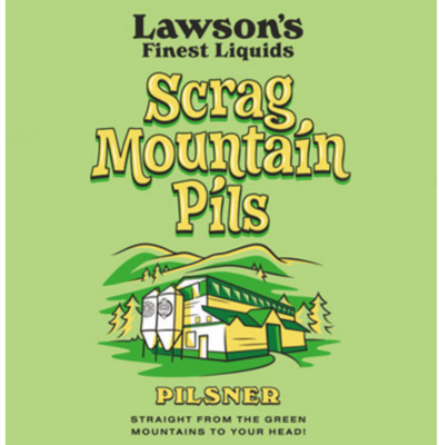 Lawson's Finest Liquids Scrag Mountain Pils  6-packs