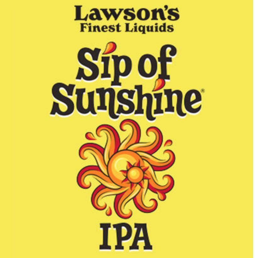 Lawson's Finest Liquids Sip of Sunshine 4-Pack