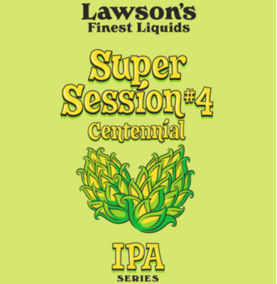 Lawson's Finest Liquids Super Session #4 4-Packs