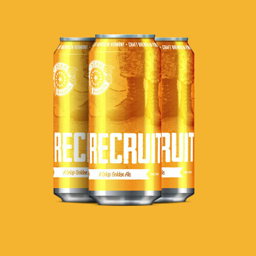 14th Star Brewing Co. ​Recruit 4-Pack