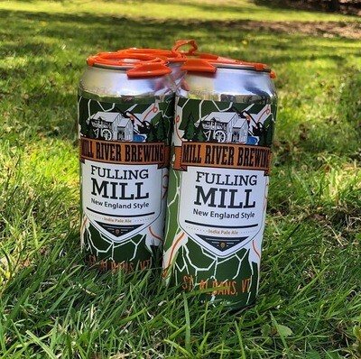 Mill River Brewing Co. Fulling Mill IPA 4-Pack