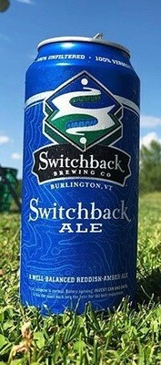 Switchback Brewing Co. Switchback Ale 4-Pack