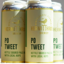 Hermit Thrush Brewery Po Tweet 4-Pack