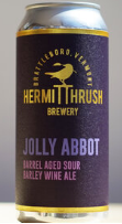 Hermit Thrush Brewery Jolly Abbot 4-Pack