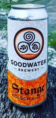 Goodwater Brewery Stange Kolsch Style Ale 4-Pack