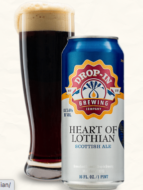 Drop-In Brewing Company Heart of Lothian 4-Pack