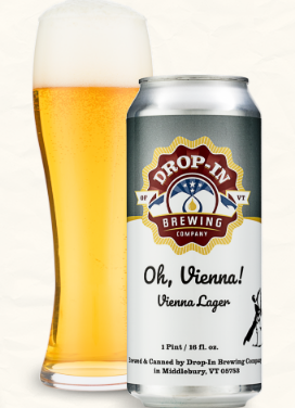 Drop-In Brewing Company OH Vienna 4-Pack