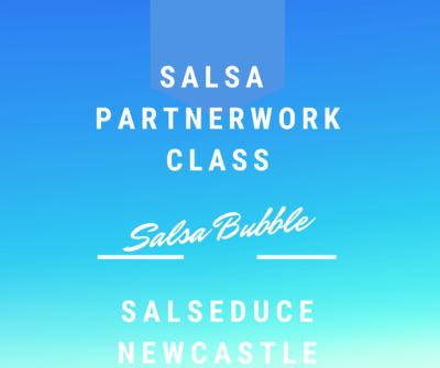 Salsa Partnerwork 4 Week Couple Class Pass
