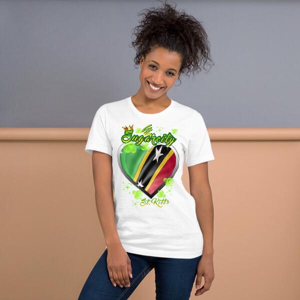 St. Kitts Short-Sleeve Unisex T-Shirt