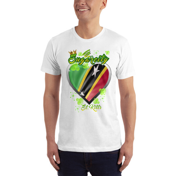St. Kitts T Shirts