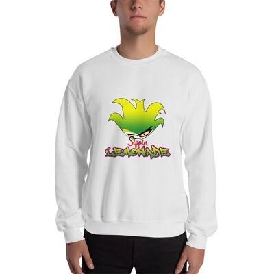 Lemonade Sippin Unisex Sweatshirt