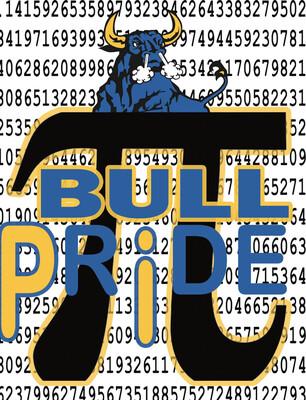 Bull pi Pride