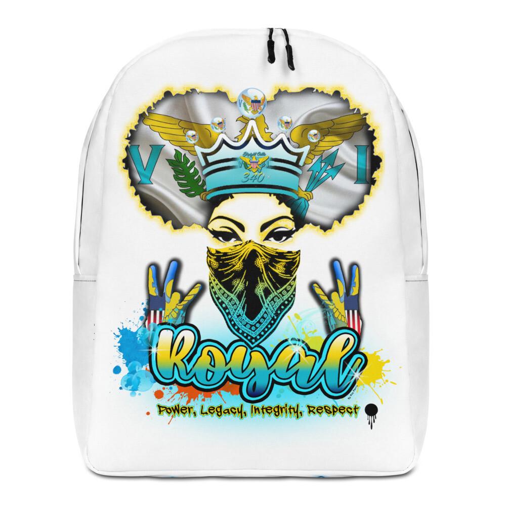 Minimalist Backpack VI