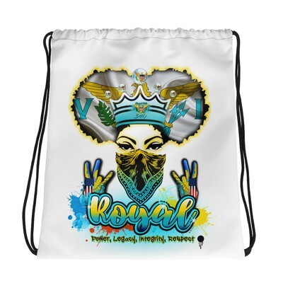 Drawstring bag VI