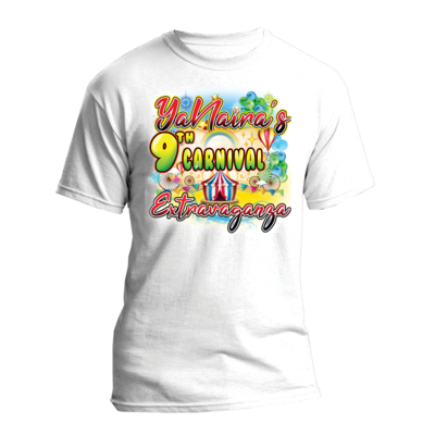 Birthday T-Shirt Carnival