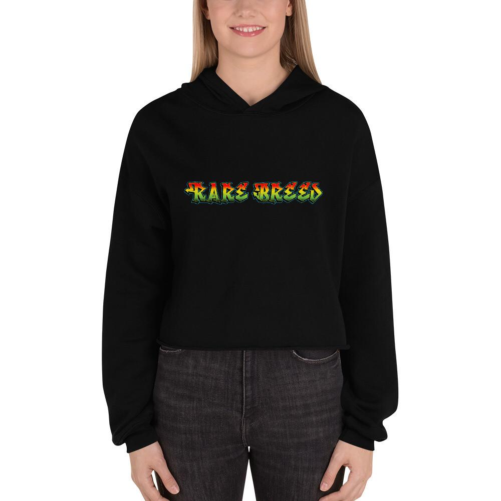 Crop Hoodie Rara Breed