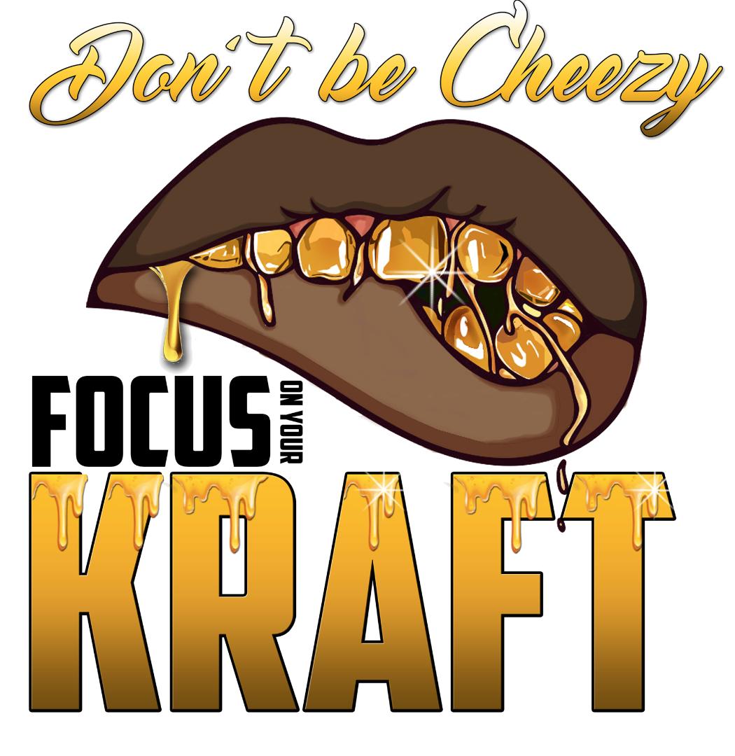 Airbrush Focus On Kraft Shirt/Hoodie DD