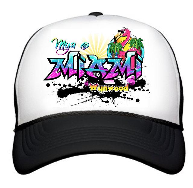 Hat MIA
