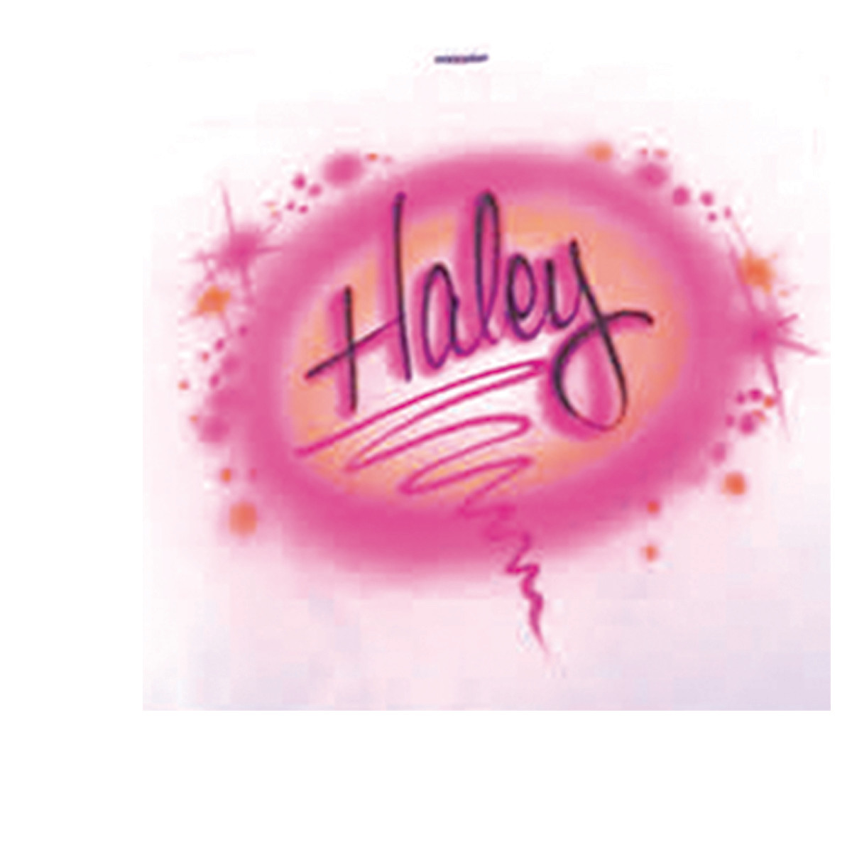 Haley Name 9