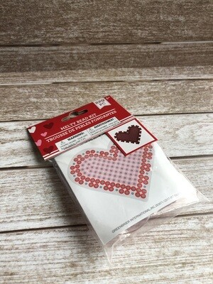 Pearler Beads, Heart