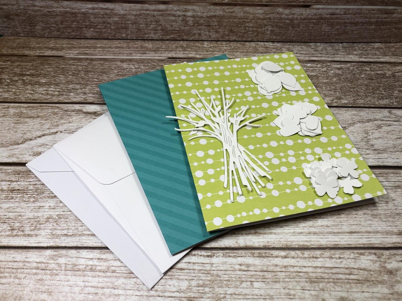 Card Kit - Build A Bouquet