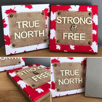True North Strong & Free