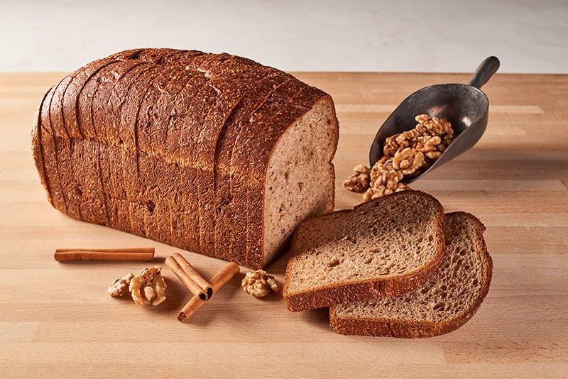 California Lifestyle Cinnamon Walnut Bread