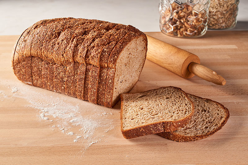 California Lifestyle Flax Soy Bread