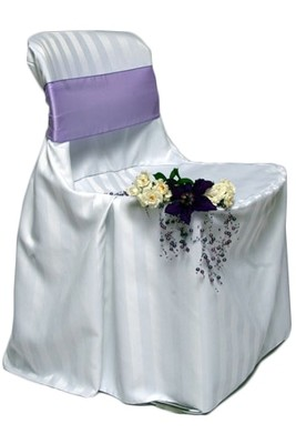 White Oversized Chair Cover Rentals