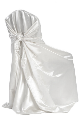 Universal Satin Self-Tie Chair Cover Rentals