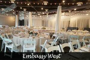 Italian Lighting Rentals - Embassy West