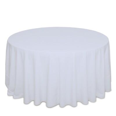 White Tablecloth Rentals - Cottoneze