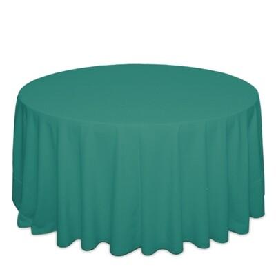 Jade Tablecloth Rentals - Polyester
