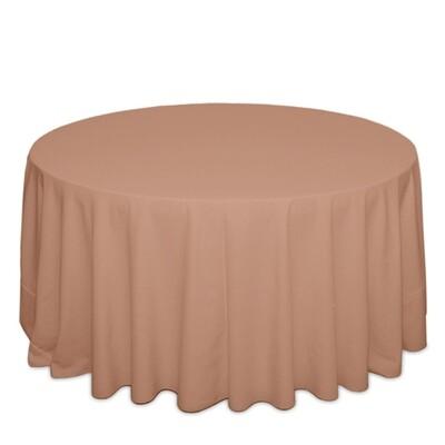 Mauve Tablecloth Rentals - Polyester