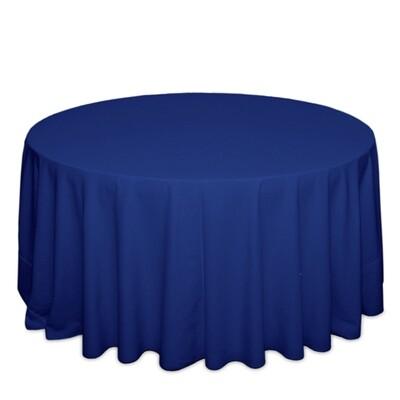 Royal Blue Tablecloth Rentals - Polyester