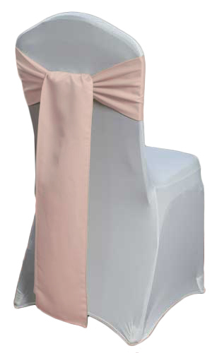 Blush Rose Gold Lamour Matte Satin