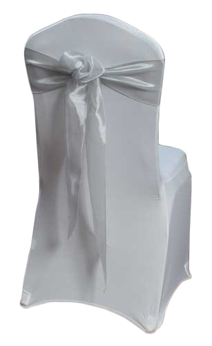 Silver Mirror Sash Rental