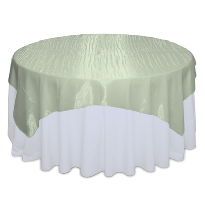 Celadon Mirror Table Overlay Rental