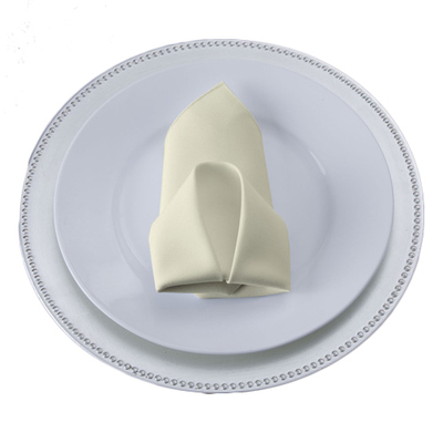 Ivory Cottoneze Napkins