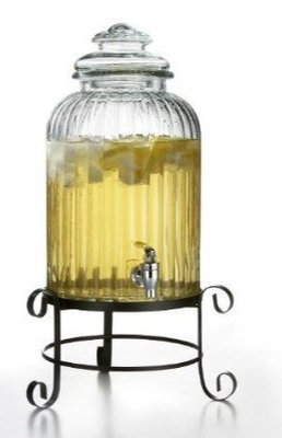 Beverage Dispenser w/Stand - 3 Gallon