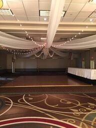 Embassy Suites Ceiling Draping - Des Moines, Iowa