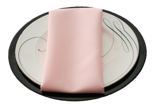 Light Pink Napkins